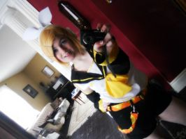 Vocaloid :: Rin Kagamine 6 by dawnleapord