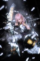 Lightning: Etro's Champion by SakuMiyuku