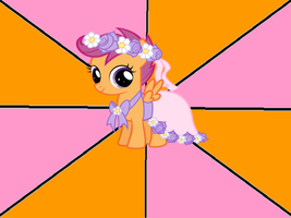 Flower Filly Scootaloo meme by snakeman1992