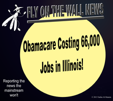 Obamacare Costing 66,000 Jobs in Illinois! by IAmTheUnison