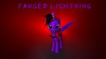 Fanged Lightning by vamponylovers