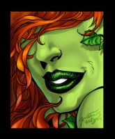 Poison Ivy by Muddy-On-Fire