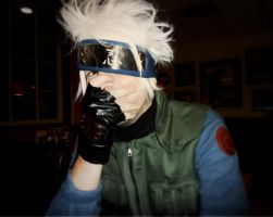 Debuting Our Kakashi-san by TeamSevenCosplay