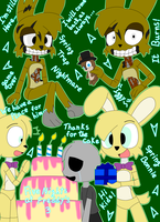 Five Nights at Freddy's 3: Springtrap by Aldin1996