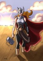 Thor! by ultimatejulio