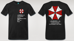 Umbrella Corporation T-SHIRT by DerDemotape