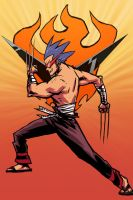 WOLVERINE WEDNESDAY - 10 by reau