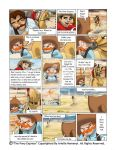 The Pony Express Page 2 Sample by AN-ChristianComics