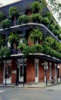 Royal Street New Orleans by markfahey