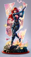 Blackwidow by EdgarSandoval