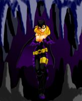 Batgirl: One Size Fits All by Razmere