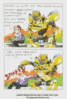 Fumblebee by Mrcappy