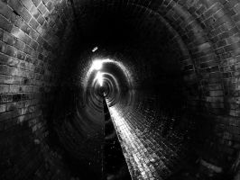 A sewer by RustyFoxi