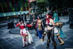 You should start running. Now. - League of Legends by Lolipuff