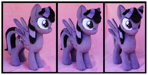 Sweet Midnight Custom Plush by Nazegoreng