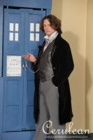 Doctor Who Photoshoot: The eighth Doctor by StrangeStuffStudios