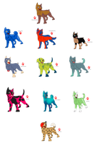 Ginga Style Adopts - Adopted by Feralx1