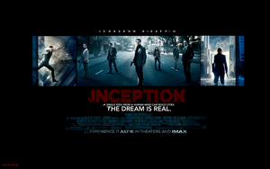 Inception Film by SoccerART-ru