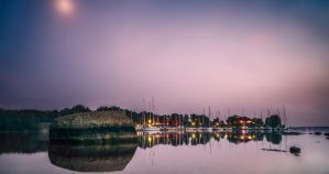 A harbour.. by qwstarplayer