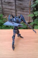 Transformers Prime Soundwave by Cyberleader2000