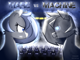 Mare vs Machine by Penguin-Potential