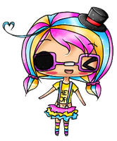 :C: Colourful Candi by anjuuki