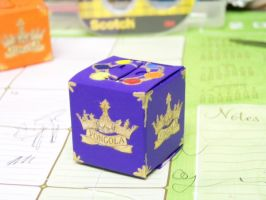 Hibari Vongola Box by gsnks