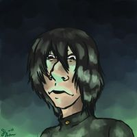 """Snape - """"This can't be true"""" by Skurfiez"""