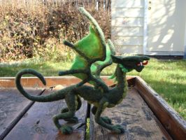 Norbert a Welsh Dragon 1 by Projectsubvert