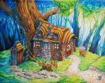 Wusel Cottage by Matzi-Pan