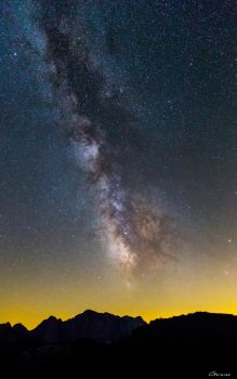 My first Milky Way.. by Arin91