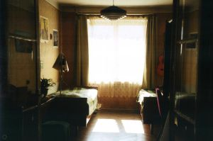 Sunlight Spilling In My Room. by saniday