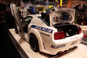 Ford Mustang Pace Car by christiAnpure