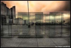 paris - behind the glass by haq