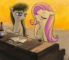 Piano Song by Mesperal