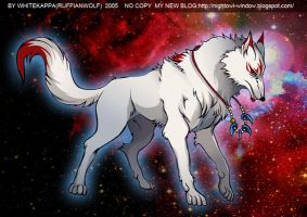 wolfgod by whitekappa