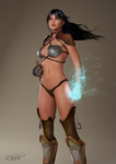 Battlemage by Zhack-Isfaction
