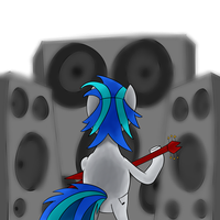Rock Out Vinyl, Rock out by ShadeRyuInari