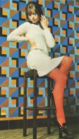 60's People 28 - Woman by morana-stock
