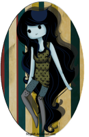 Marceline by Myglob