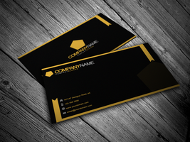 Business Card by aliirules