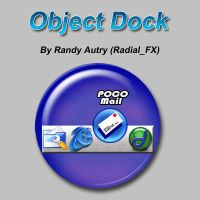 Object Dock Icon by rautry