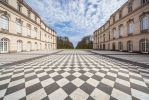 Herrenchiemsee Courtyard by daguerreoty-pe