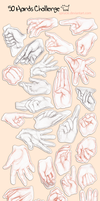50 Hands by Sprucie