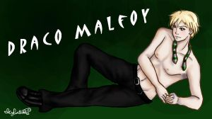 Draco Malfoy by IcyPanther1