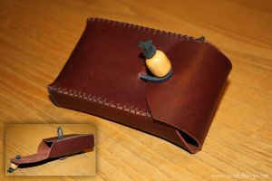 Small Belt Pouch by Meow-chi