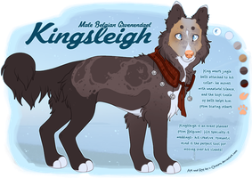 OC: Kingsleigh by c-Chimera