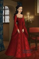 The Tudors: Mother Gothel by moonprincess22