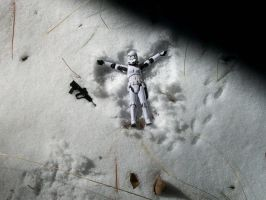 Snow Angel by Lydia-Burns