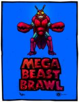 Mega Beast colored 1 by Hartter